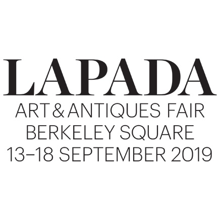 LAPADA Art & Antiques Fair, London - 13-18 September 2019 - Stand B6