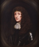 Portrait of James, Duke of York (1633-1701), later King James II