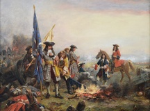 Surrender at Blenheim